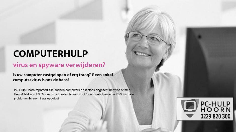 Computerhulp Hoorn